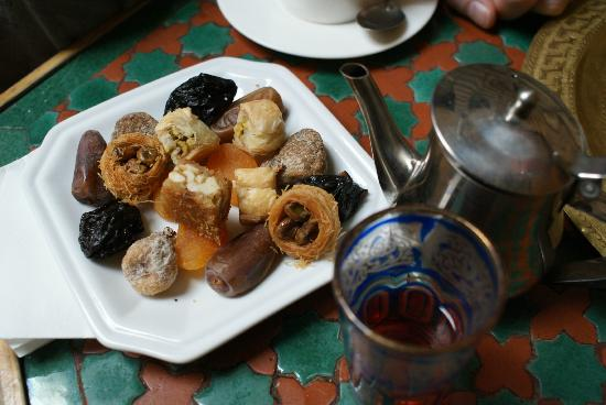 salon de te: My Tea and Sweets