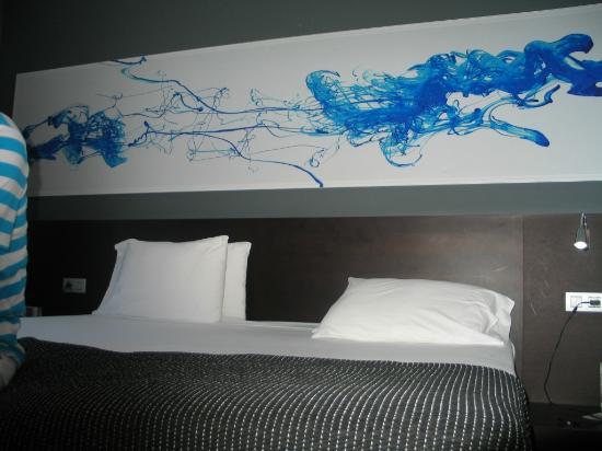 Eurostars Lex: nuestra habitación