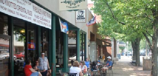 Daily Grind: Downtown Main Street