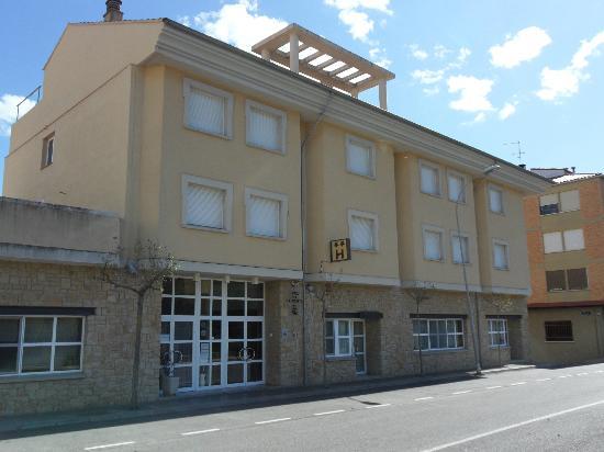 La Piqueta: Hotel