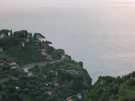Scala, Italia: dalla finestra della stanza