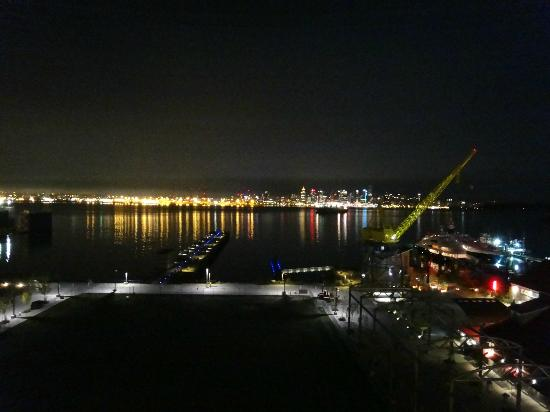 Pinnacle Hotel At The Pier: View from room