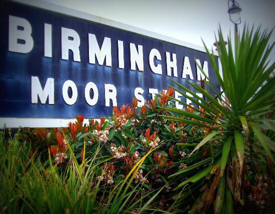 Moor Street Railway Station