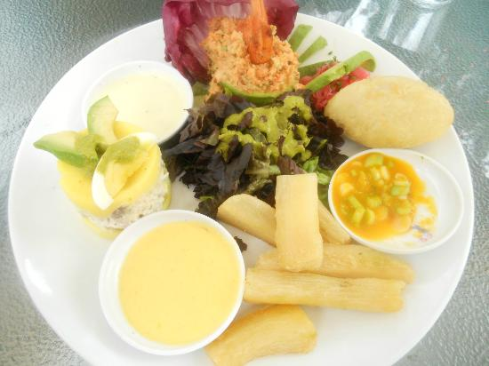 El Tule Authentic Mexican & Peruvian Restaurant: Sampler