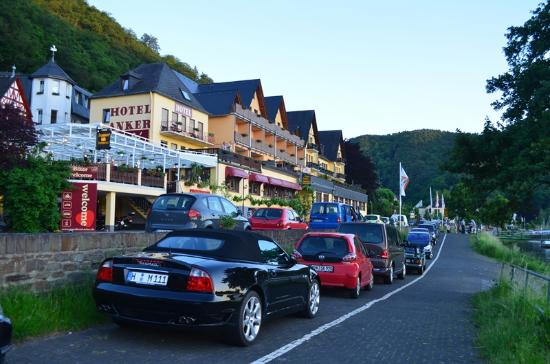 Brodenbach, Allemagne : Hotel Anker Mosel