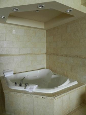 Holiday Inn Express Hotel & Suites Brampton: jacuzzi