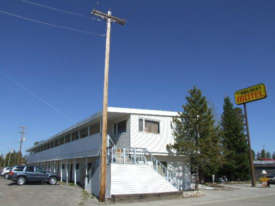 Holiday Motel : Quiet Surroundings
