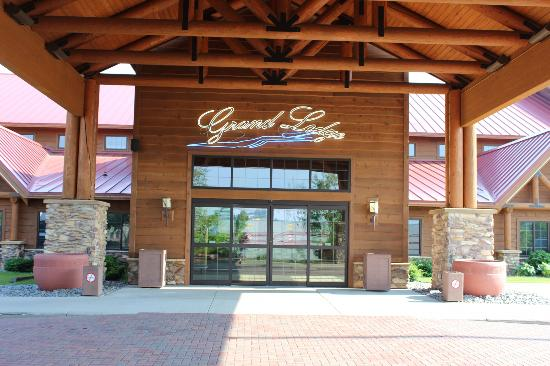 Grand Lodge Waterpark Resort: Entrance