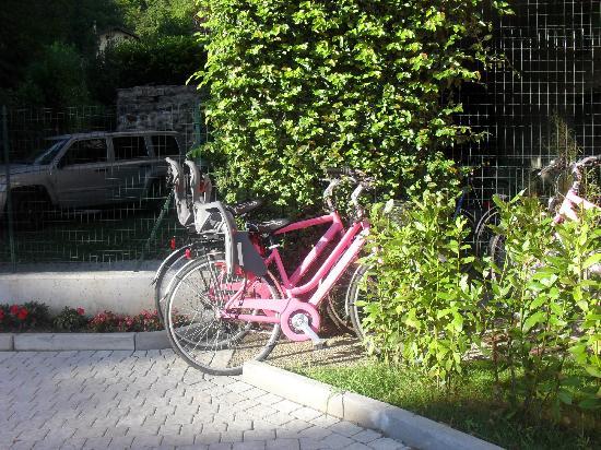 Residenza XX Settembre: Une petite balade en vélo ?