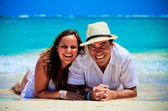 Iberostar Punta Cana: Feña y Andrea