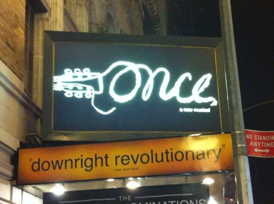 Once - A New Musical