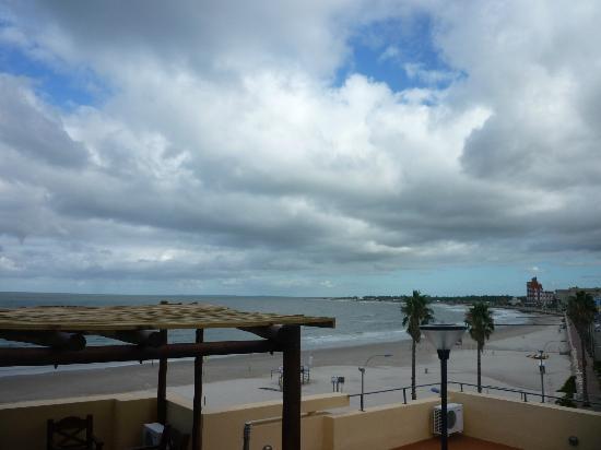 Hotel Bakari: Vista desde la terraza