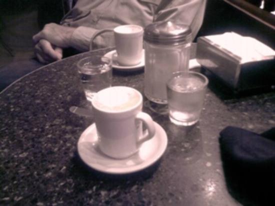 La Puerto Rico: cafecito