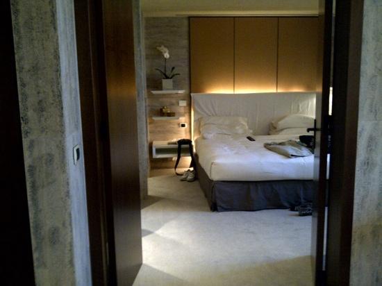 โรงแรมพาร์ค ไฮแอท มิลาน: room