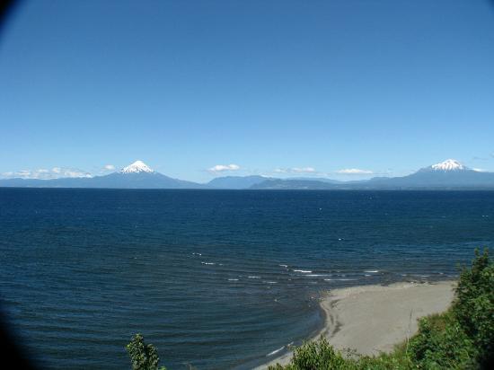 Lago Llanquihue: Llanguihue lake