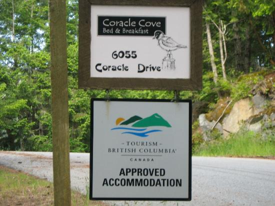 Coracle Cove Waterfront Suite: We have arrived!