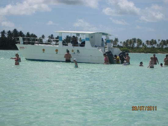 Grand Bahia Principe La Romana: Excursion Saona