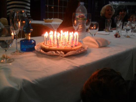 Colon Beach: cumpleaños de mi prima