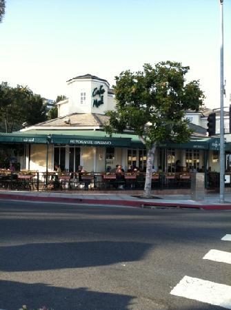Cafe Med Sunset Blvd Menu