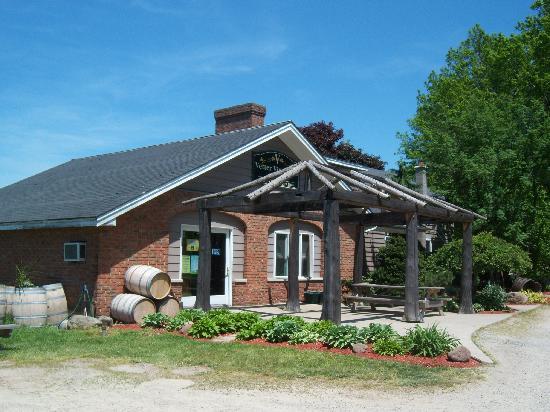 Vetter Vineyards Winery