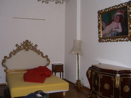 Malostranska Residence: Bedroom