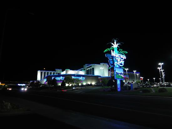 West Wendover, NV: Hotel from outside