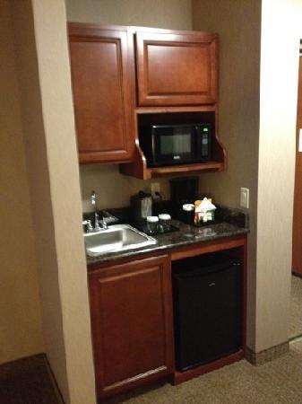 Hilton Garden Inn Indianapolis South/Greenwood: mini bar