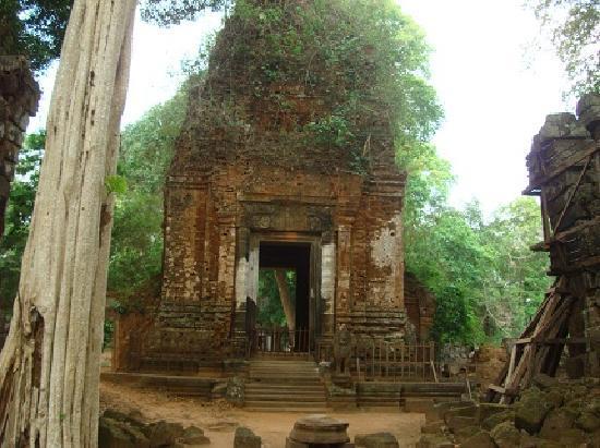 Siem Reap Evergreen Hotel: Koh Ke temple
