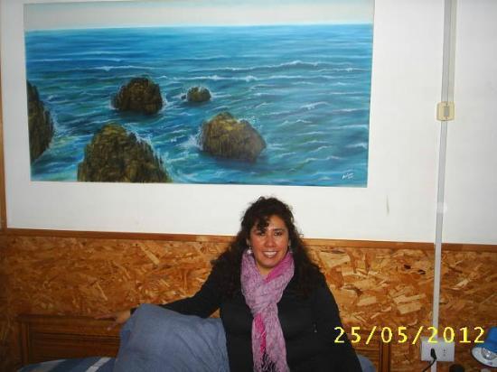 Hostal Armando : habitación