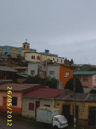 Hostal Armando : una de las vistas desde la habitación