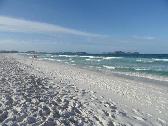 Foguete Beach: Praia do Foguete