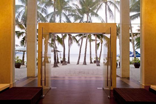 The District Boracay: View from the lobby