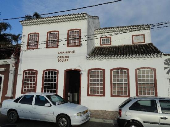 Casa-Ateliê Scliar