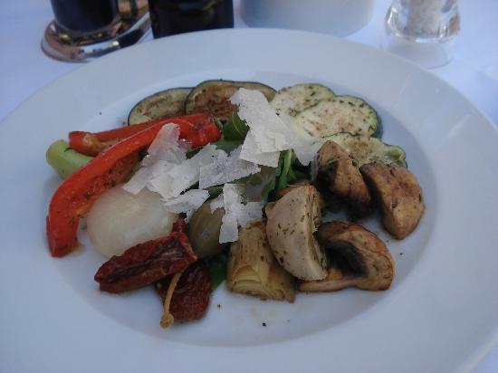Restaurant-Waage: Appetizer