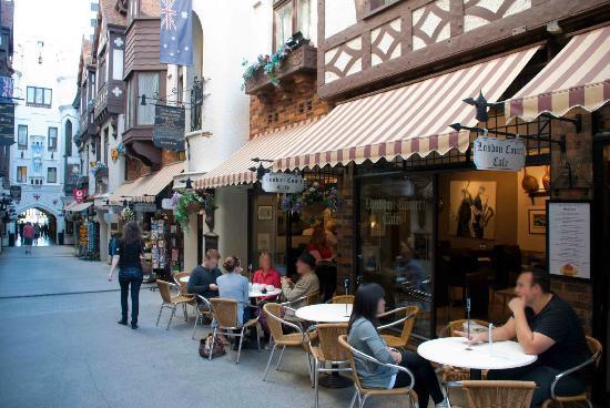 Italian Restaurants St Georges Terrace