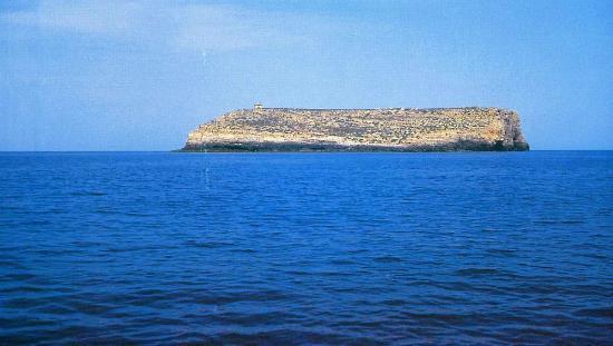 Pelagie Islands: L'isolotto Lampione