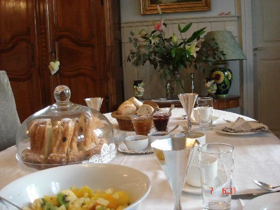 Au Relais de la Poste aux Chevaux : Venez déguster un bon petit déjeuner