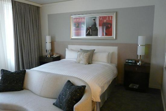 Loews Hotel Vogue: Fine refurbished room
