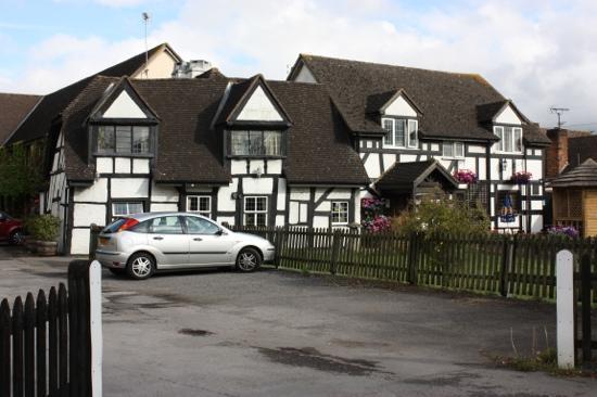 The Little Thatch  Hotel Gloucester: leuk en gastvrij