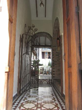 Posada Casa Sol: Entrance