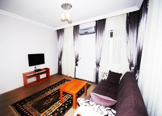 Feyza Apart: siting room