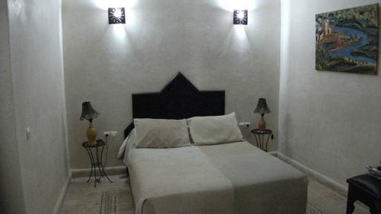 Hotel Riad Beldi : notre chambre