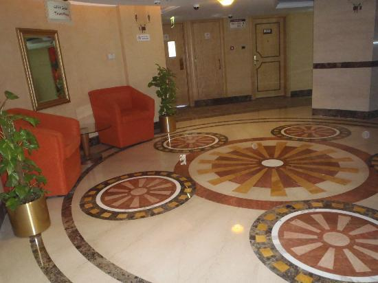 City Seasons Hotel: part of lobby