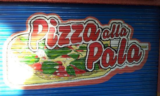 Pizza alla Pala : Portada