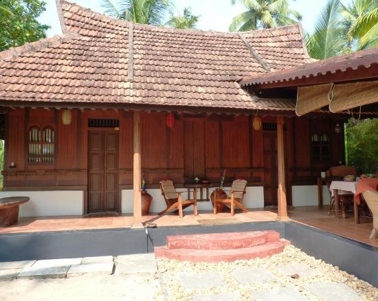 A Beach Symphony: Nagaswaram Cottage