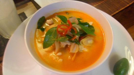 Haven: Siem Reap Sour Soup! It's not too sour but a bit spicy