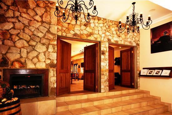 Afrique Boutique Hotel Oliver Tambo: Cuisine Afrique