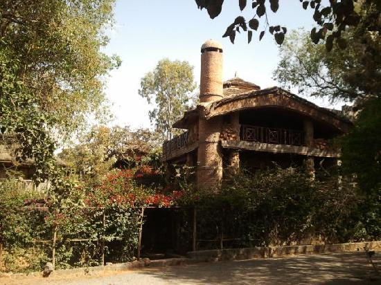 Kuriftu Resort and Spa Bahirdar: accommodation