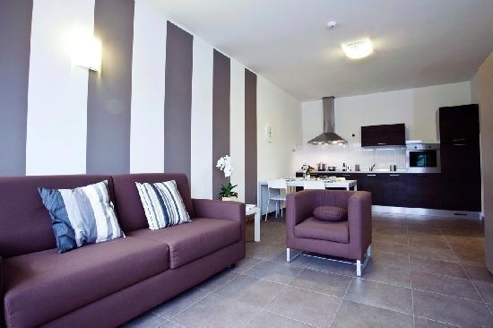 Riviera Palace Residence: Dettaglio appartamento