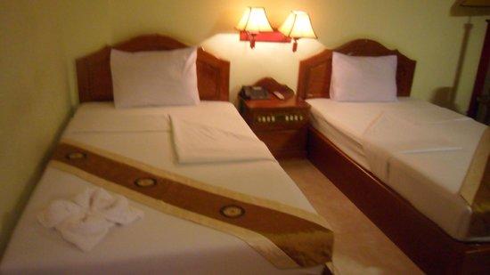 Thunborey Hotel : Standard room
